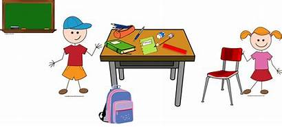 Classroom Objects Une French Un Cahier Trousse