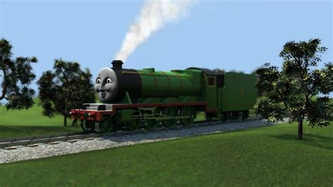Henry The Green Engine In Real Life V3.