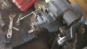 Gmc Sierra Steering Gearbox Rebuild