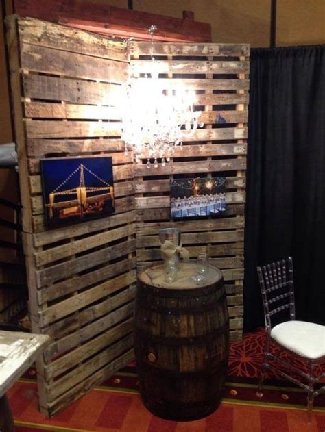 Pallet Wall Backdrop Wedding Ideas Pinterest The