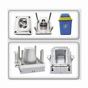 Cimatron Die Design Plastic Office Dustbin Injection Mold Maker Sell16342