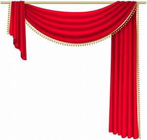 red curtain transparent png clip art image gallery With modern curtains with window png