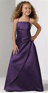jr bridesmaid dresses purple junior bridesmaid dresses