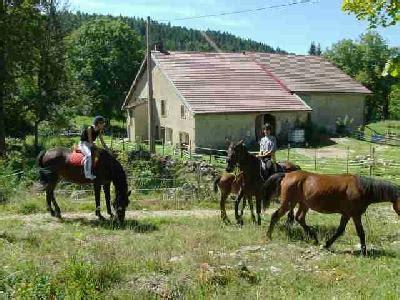 chambres d h es dans le jura chambres d 39 hôtes à longchaumois pour cavaliers et chevaux