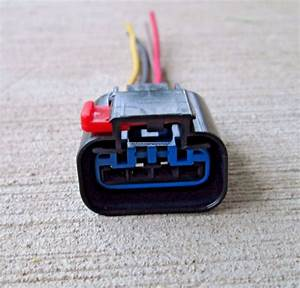 Glow Plug Wiring Harness Plug Connector For Ford 6 0