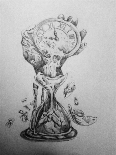 Hand + watch of the past by HaveInk on DeviantArt in 2020