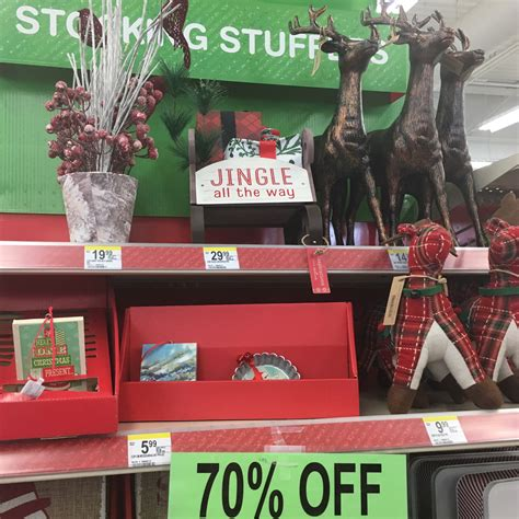 Walgreens Decorations 2017 by Walgreens Clearance 70 Go