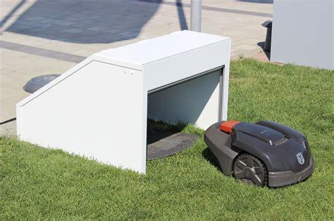 Garage 315x by Design Garage Mit Rolltor F 252 R Automower 105 305 308