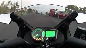 Koso Rx2 Ninja 250r