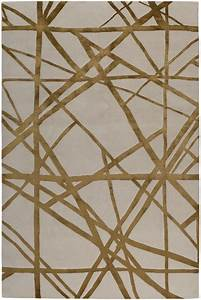 The Rug Company : channels copper rug by kelly wearstler contemporary abstract patterned new dering hall ~ Yasmunasinghe.com Haus und Dekorationen