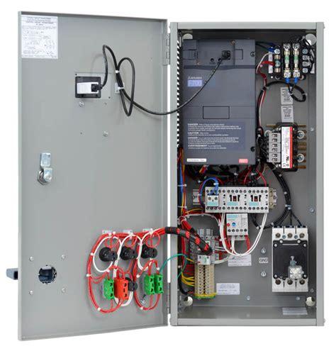 Hvac Vfd Control Panel