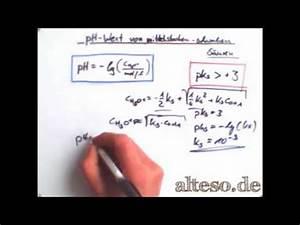 Ph Wert äquivalenzpunkt Berechnen : ph wert berechnung bei schwachen s uren youtube ~ Themetempest.com Abrechnung