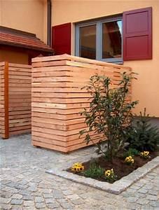 Unterstand Für Mülltonnen : die 25 besten ideen zu m lltonnenverkleidung selber bauen ~ Lizthompson.info Haus und Dekorationen