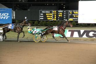 tvg racing form meadowlands market share wins inaugural tvg free for all