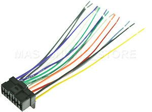 Jvc Kw Xr610 Wiring Diagram by Wire Harness For Pioneer Deh 1400 Deh1400 Pay Today Ships