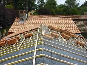 Tuiles Canal Au M2 : tuile tige de botte au m2 rev tements modernes du toit ~ Premium-room.com Idées de Décoration