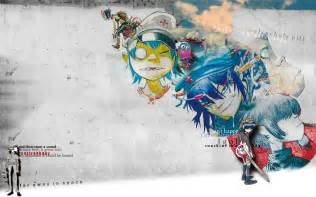 Up On Melancholy Hill Gorillaz