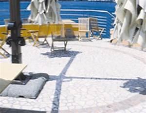 Carreler Terrasse Extérieure Sur Chape Sèche : carreler une terrasse attention aux contraintes ~ Premium-room.com Idées de Décoration