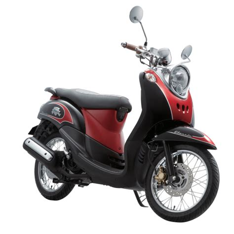 Yamaha Fino 125 Image by Yamaha Fino I Scooter Transcycle