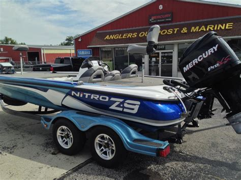 Nitro Boat Trailer Guides by 2008 Nitro Z Boats For Sale