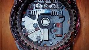 Exciting A Self Exciting One-wire Delco 12si Alternator That Just Won U0026 39 T Start