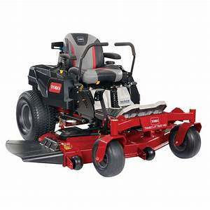 Toro Timecutter Hd With Myride 60 In  Fab 24 5 Hp V