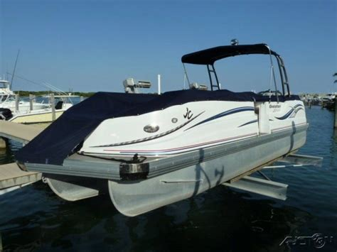 Tritoon Boat Companies by Jc Tritoon Manufacturing J C Evolution 250 Sport Boat For