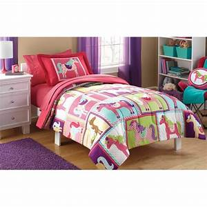 Your, Zone, Pink, Horsey, Bed