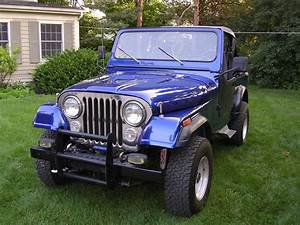 1985 Jeep Cj7 - Pictures