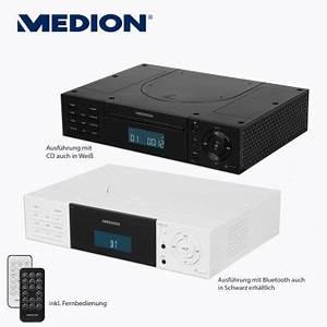 Cd Player Test 2017 : medion life e66265 stereo unterbauradio mit cd player bei ~ Kayakingforconservation.com Haus und Dekorationen