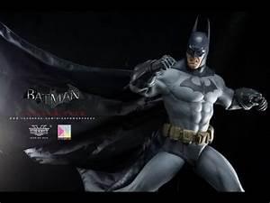 Batman Arkham City Hot Toys Unboxing e Reações!!! - YouTube