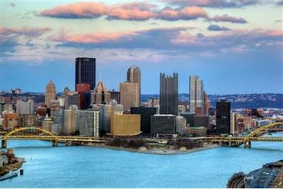 Pittsburgh Skyline Wallpapers Usa Cities Backgrounds Pennsylvania