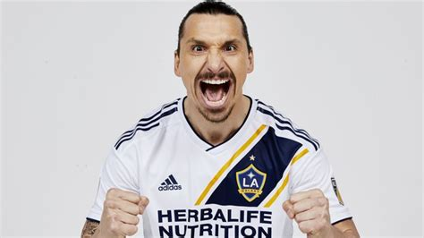 Zlatan Ibrahimovic joins LA Galaxy after Manchester United ...