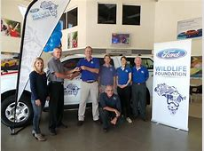Ford Wildlife Foundation Delivery By CMH Ford Umhlanga