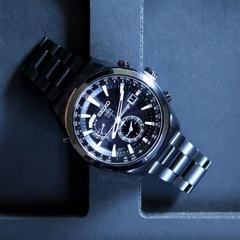Seiko Astron GPS Solar Powered Watch   Ref: SAST007 SBXA007