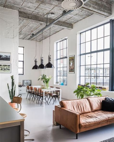 loft apartment by olivier burns industrial loft apartment by olivier burns design Industrial