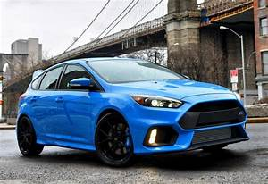 2016 Ford Focus RS Costs Nearly As Much As a Ford Mustang GT Premium - autoevolution