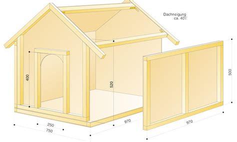 hundehütte selber bauen flachdach hundeh 252 tte selber bauen selbst de