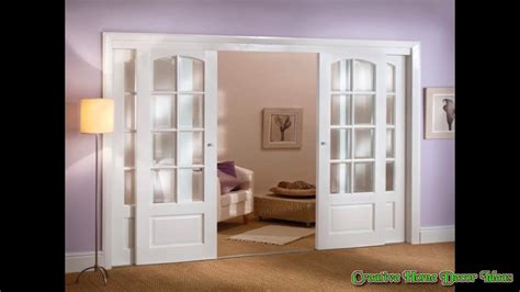 Pocket Closet Door by Interior Pocket Doors Ideas