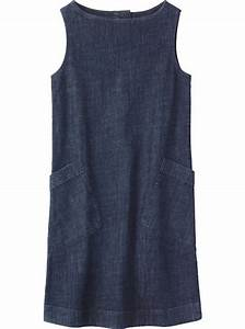 Pleat Box Light Simple And Versatile A Line Shift Dress In A Weighty