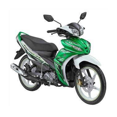 Jupiter Z1 Image by Jual Yamaha Jupiter Z1 Cw Fi Green Sepeda Motor