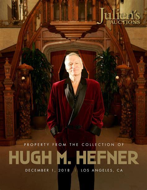 Hugh Hefner: Nachlass wird in Los Angeles versteigert ...