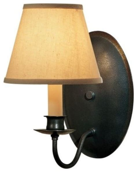 wall sconce shade classic light wall sconce with decorative fabric shade