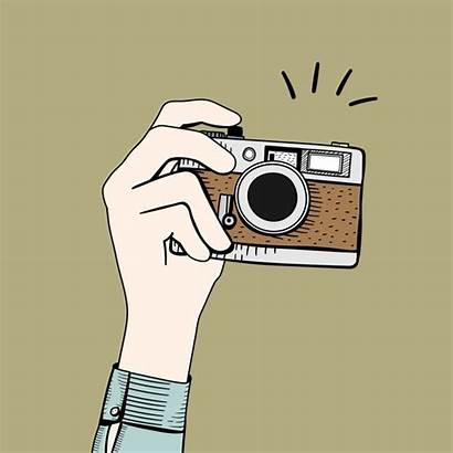 Camera Freepik Vector Vectors Psd