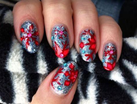 christmas nail art designs ideas trends