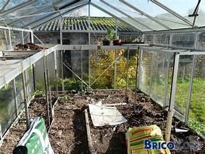 Serre Adossée Occasion : serre de jardin ~ Nature-et-papiers.com Idées de Décoration