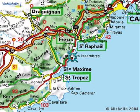 Situer Aygulf Carte by Location D Un Pr 232 S De St Tropez Commune Quot Les Issambres Quot