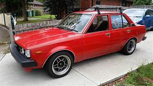 Ke70 Toyota Corolla Se 1983 4d Sedan Manual 1 3l Carb Jdm