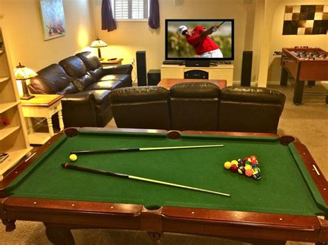 how big is a bar pool table entertainment resort home affordable homeaway bethany