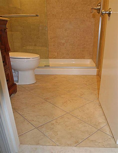 bathroom floor coverings ideas image detail for bathroom tile flooring idea use large in